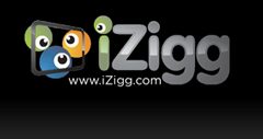click to enter our iZigg main page to learn more about how this mobile media product can help your business be more successful